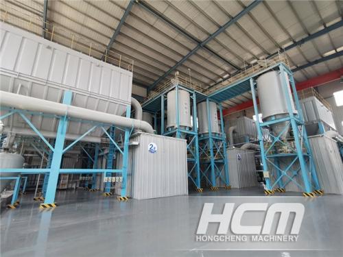 molino ultrafino HCH serie